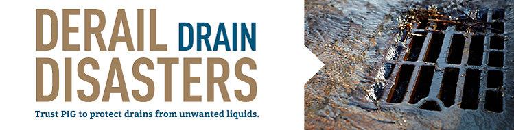 Spill & Drain Barriers