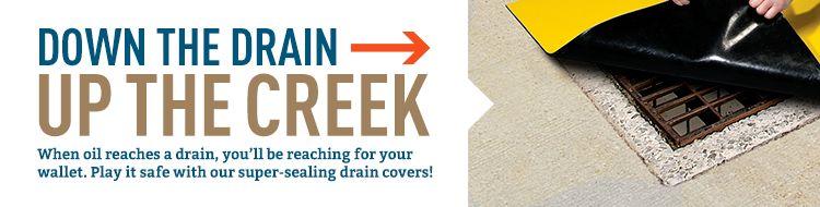 Drain Covers & Plugs