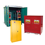 Bunded Safety Stores