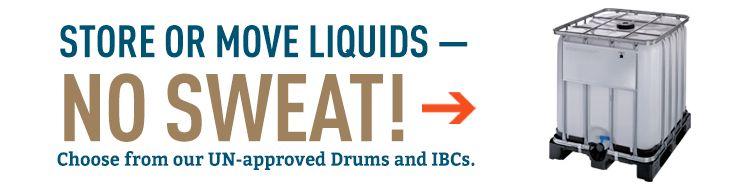 Drums & IBCs
