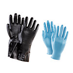 Disposable, Chemical & Industrial Gloves