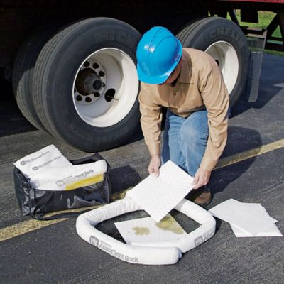 Preventing Costly Accidents & Environmental Damage with the Right Spill Equipment