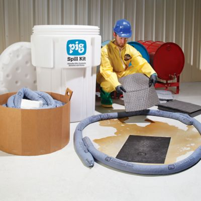 Five Easy Steps to Choosing a Spill Kit