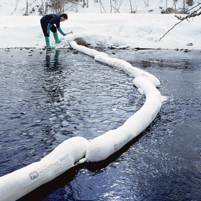 Absorbent Training: Lower the Boom on Big Spills