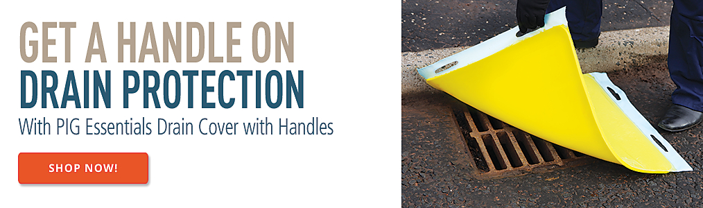 Get a handle on drain protection.