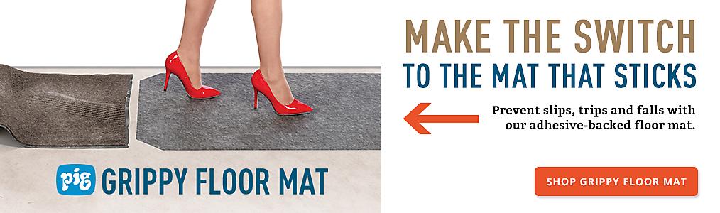 The Mat that Sticks