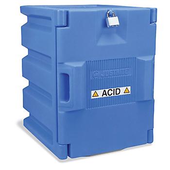 Polyethylene Acid Cabinet