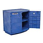 Polyethylene Corrosives & Acid Cabinet