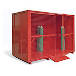 Gas Cylinder Storage Unit