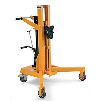 Hydraulic Drum Truck with 90-degree Legs