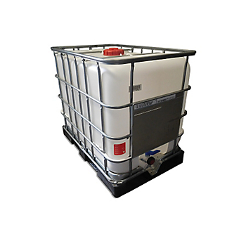 640ltr IBC with Plastic Pallet