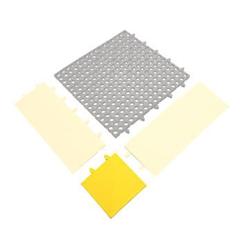 Corner Edges for ToughDeck Workplace Modular Tiles