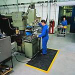 Cushion Ease™ Nitrile Modular Mat - Fire Retardant