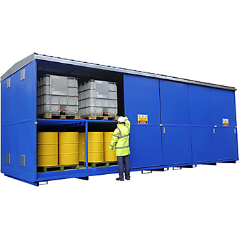 Dual-Purpose Storage Unit