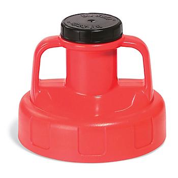 OilSafe® Storage Utility Lid w/ Screw-on Cap
