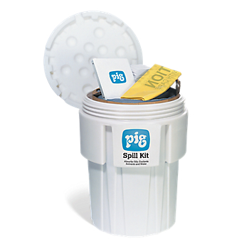 PIG® Spill Kit in a 246-Litre Overpack Drum