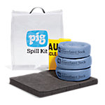 PIG® Spill Kit in a See-Thru Bag