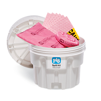 PIG® Spill Kit in a 76-litre Overpack