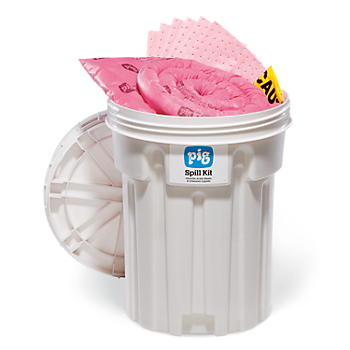 PIG® Spill Kit in a 115L Overpack