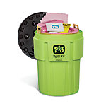 PIG® Spill Kit in 360-litre High-Visibility Container