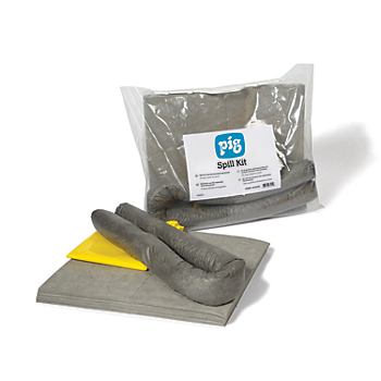 Clip-Close Carrier Spill Kit