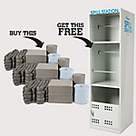 Spill Station Refill Triple-Pack w/ FREE Spill Station