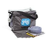 PIG® Clear Cube Bag Spill Kit