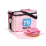 PIG® Clear Cube Bag Spill Kit