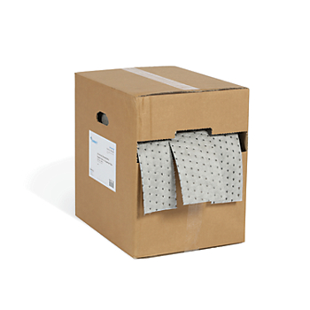Universal Bonded Multi-Perf Mat Roll in Dispenser Box