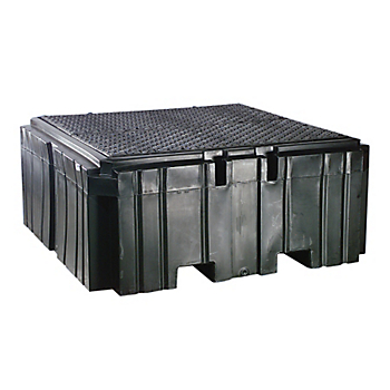 PIG® Poly IBC Containment Unit