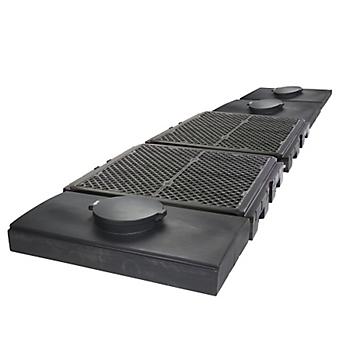 PIG® Two-IBC Modular Spill Pallet