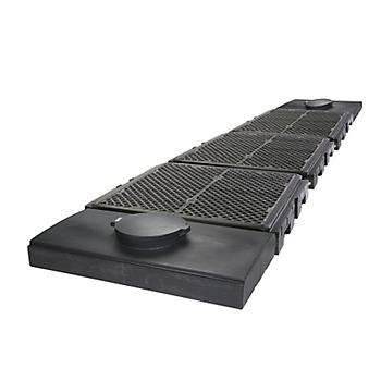 PIG® Three-IBC Modular Spill Pallet