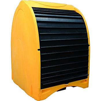 PIG® Essentials 4-Drum Hardtop Containment Pallet