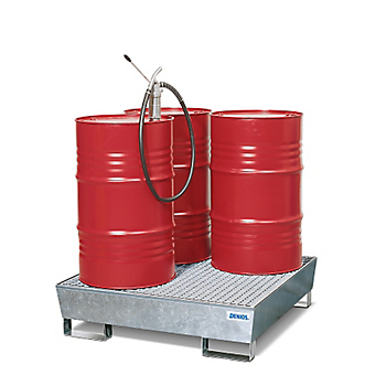 Galvanised Steel Containment Pallet