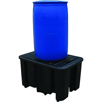 PIG® Essentials 1-Drum Poly Containment Pallet