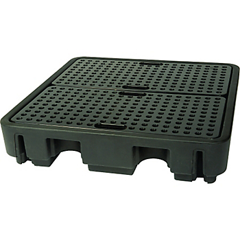 4-Drum Poly Containment Pallet