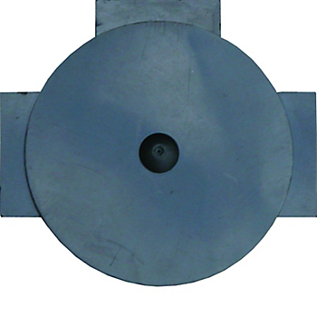 Poly Workfloor Cross Connector