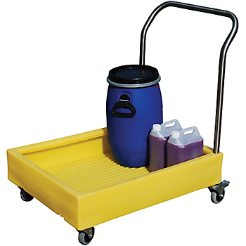 Mobile Poly Spill Tray