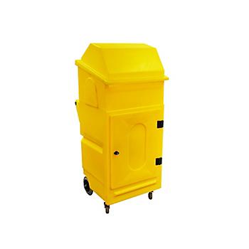 Spill Station Cart with Roll Dispenser