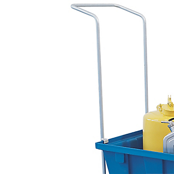 Handle for Mobile Poly Sump Trolley