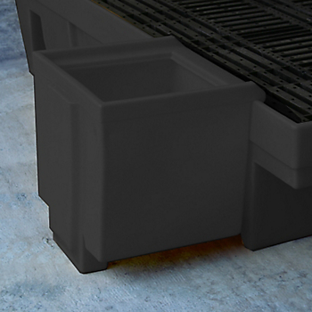 PIG® Bucket Shelf for Twin Poly IBC Containment Unit