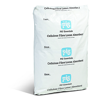 PIG® Essentials Cellulose Fibre Loose Absorbent