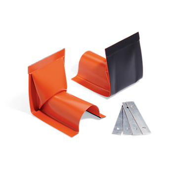 Wall End for PIG® Drive-Over Build-A-Berm® Barrier