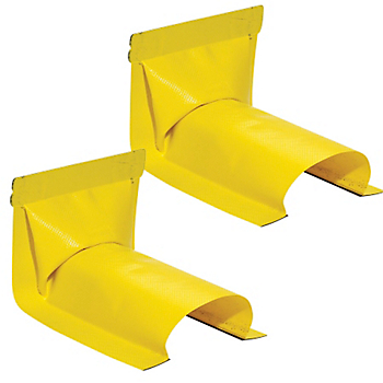 Wall End for 5cm PIG® BUILD-A-BERM® Barrier