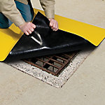 PIG® DrainBlocker® Drain Cover with DuPont Elvaloy®