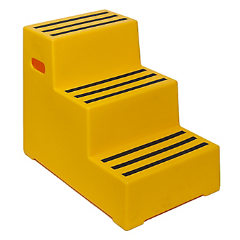 Polyethylene Safety Steps