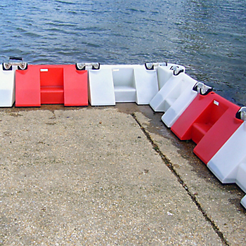 Floodstop Barrier Pod