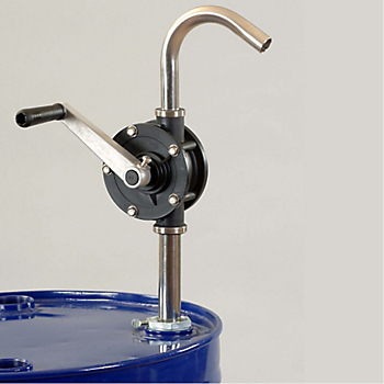 Ryton and Stainless Steel Rotary Pump
