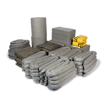 Wheeled Container Spill Kit Refill