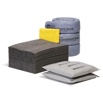 PIG® Spill Kit in a See-Thru Duffle Bag Refill